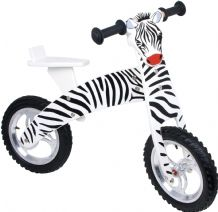 Scooter Zebra